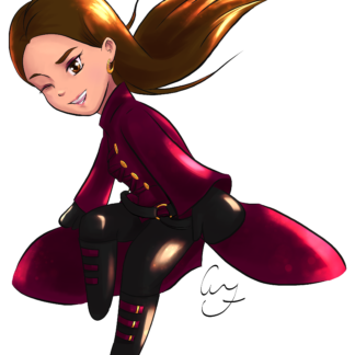 Chibi Isabella Alternate