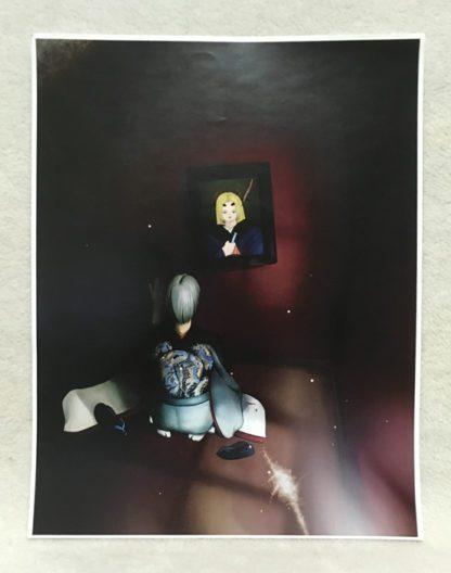 Silent Envy original Print
