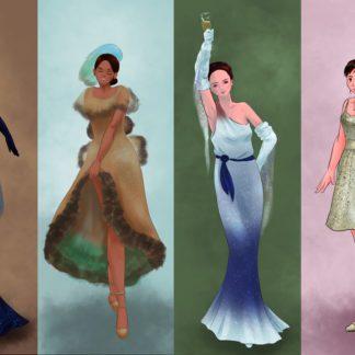 The Betta Dresses