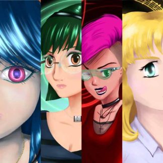 The CyberGirls Collection