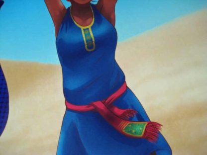 Free on the Dunes print detail main clothes