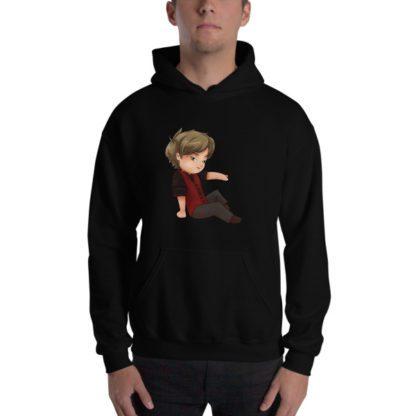Chibi Perry Hooded Sweatshirt