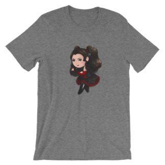 Chibi Gothic Lolita Ekali Short-Sleeve Unisex T-Shirt