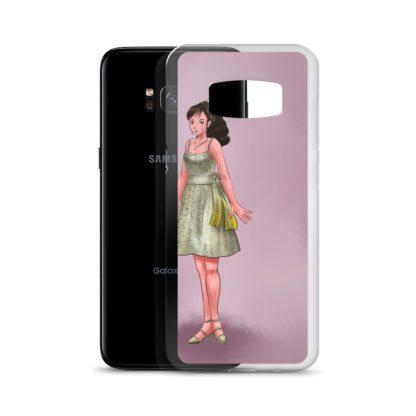 Becky Cory Catfish Dress Samsung Case