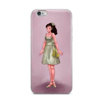 Becky Cory Catfish Dress iPhone Case