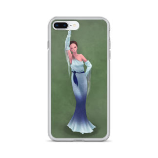 Ross Betta Dress iPhone Case