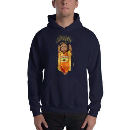 Chibi Aishwarya Unisex Hooded Sweatshirt