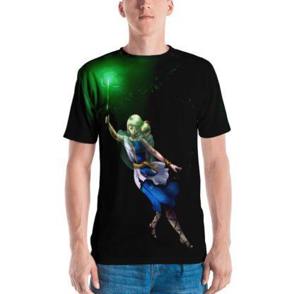 Divination Naomi All Over Print Men's T-shirt - Front