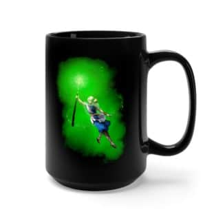Divination Naomi Black Mug